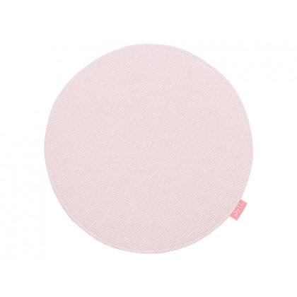 PYTT Living hynde Round Dot - støvet rosa
