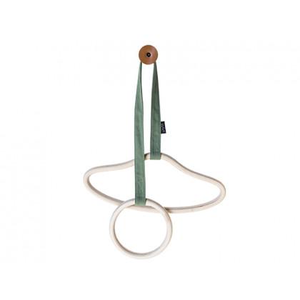 PYTT Living strop Hangers String mosgrøn