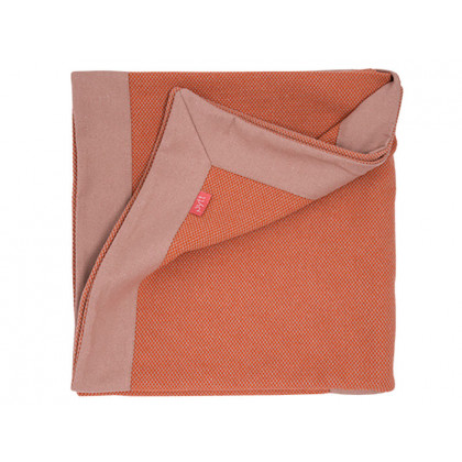PYTT Living plaid Cross Weaving - orange