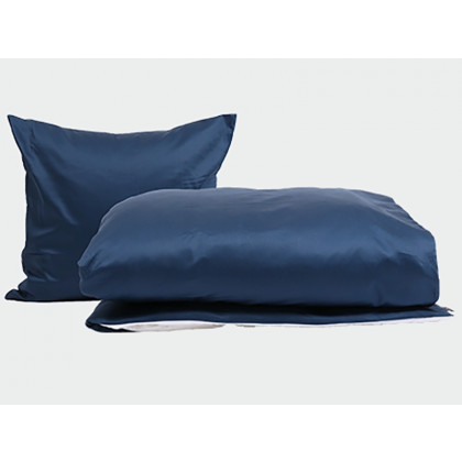 PYTT Living sengetøj Basic Wing Blue