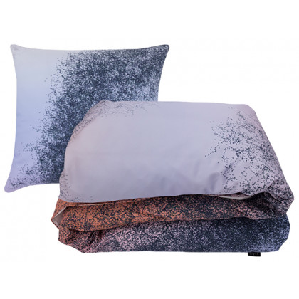 PYTT Living sengetøj Sky Dance lilla/hvid