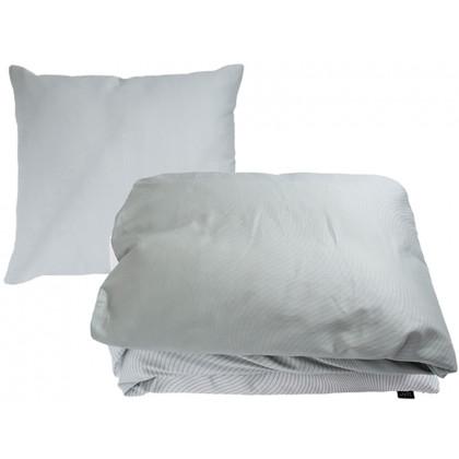 PYTT Living sengetøj Waves grå og grøn