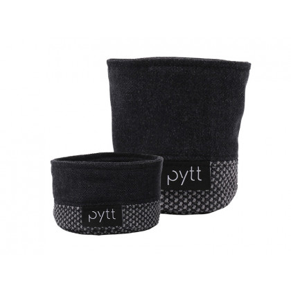 PYTT stofkurve Soft Storage Mini sæt grå