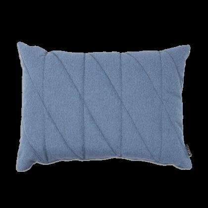 PYTT Living pude Align - majolica blue