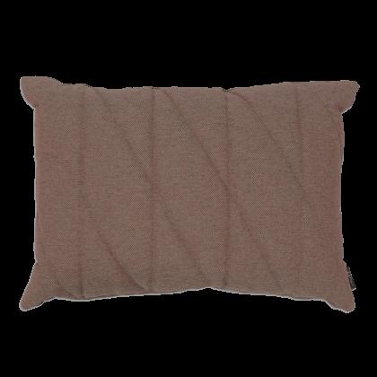 PYTT living pude Align - madder brown