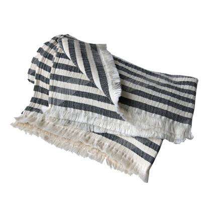Semibasic Fly Blanket 130x170 cm - grå