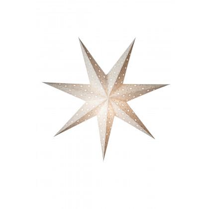 Starlightz stjerne - Cristal White