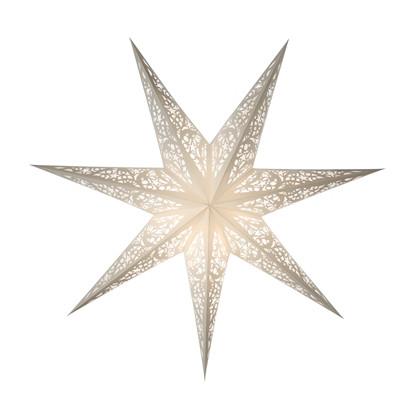 Starlightz stjerne - Siluett White