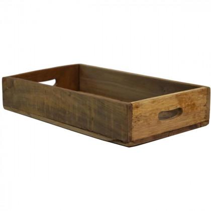 Trademark Living træbakke