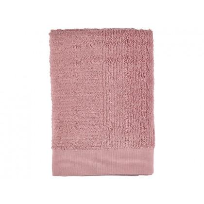 Zone badehåndklæde Classic rosa