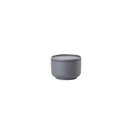 Zone skål og fad Peili 3-i-1 grå 0,25 l