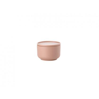Zone skål og fad Peili 3-i-1 rosa 0,25 l