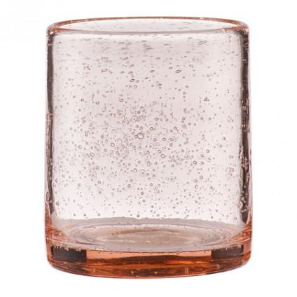 Cozy Cora glas - lille - rosa