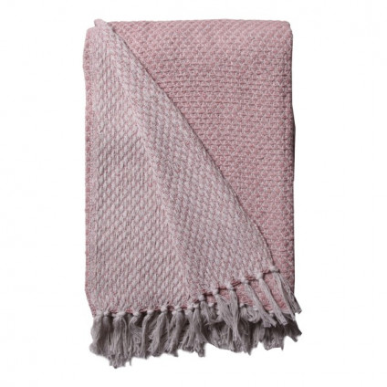Au Maison plaid - dusty rose