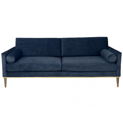 Cozy Living sofa Club Couch navy