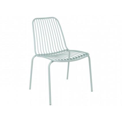Leitmotiv havestol i stål –  grøn