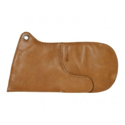 MUUBS grydelap Camou brun læder