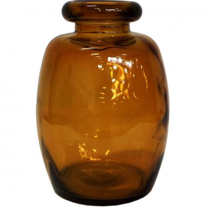Trademark Living glasvase Shape - mørk rav
