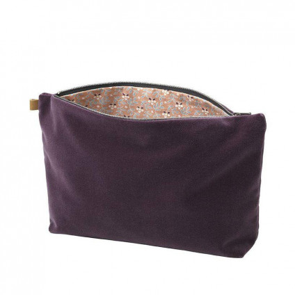 Semibasic Lush Pocket 34x20 cm - violet