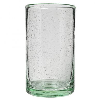 Cozy Cora glas - medium - aqua
