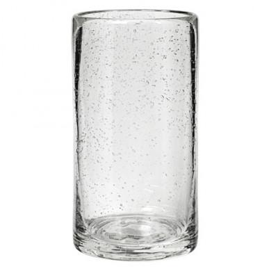 Cozy Cora højt glas - klar