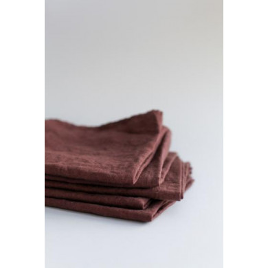 do.design viskestykke - Smokey Bordeaux