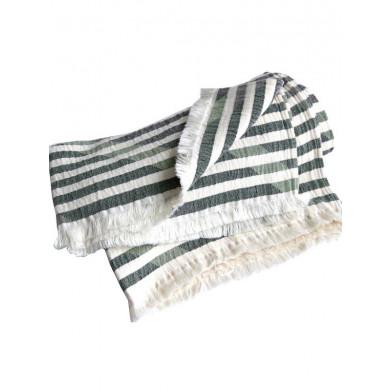 Semibasic Fly Blanket 130x170 cm - grøn