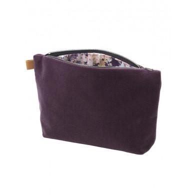 Semibasic Lush Pocket 14x24 cm - violet