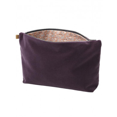 Semibasic Lush Pocket 34x20 cm - violet