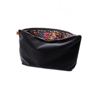 Semibasic Lush Pocket 34x20 cm - sort